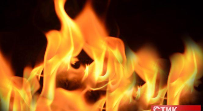 Минулої доби в області сталось 9 пожеж: врятували одну людину