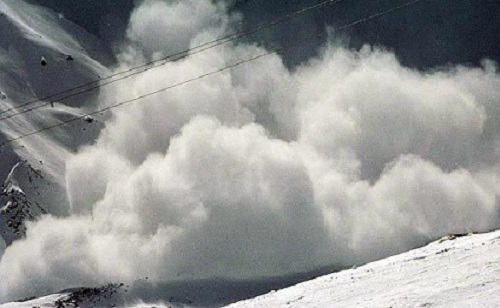 З гори Петрос зійшла лавина
